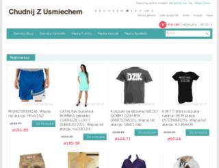 chudnij-z-usmiechem.pl screenshot
