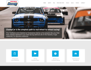 chumpcar.com screenshot