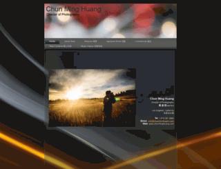 chunminghuang.com screenshot