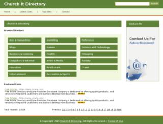 church-it.org screenshot