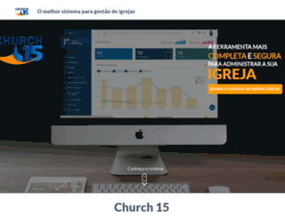 church.com.br screenshot