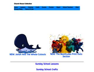 churchhousecollection.com screenshot