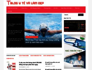 chuthapdo.org.vn screenshot