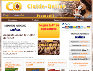 cialde-online.com screenshot