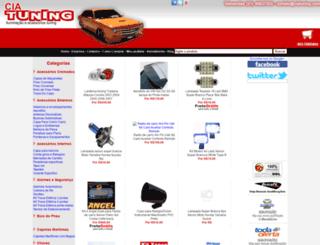 ciatuning.com.br screenshot