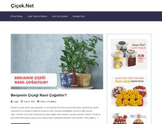 cicek.net screenshot