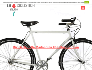 ciclistica.it screenshot