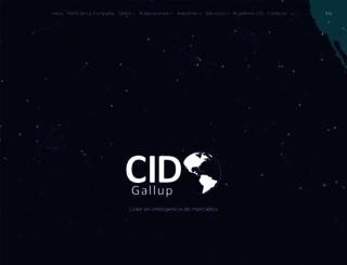 cidgallup.com screenshot
