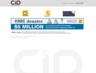 cidresources.com screenshot