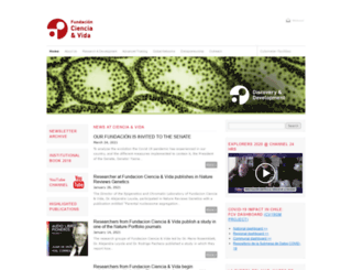 cienciavida.org screenshot