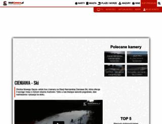 cieniawa.webcamera.pl screenshot