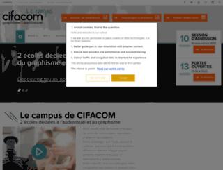cifacom.com screenshot