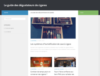 cigareonline.com screenshot