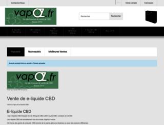 cigarettes-electroniques-france.fr screenshot