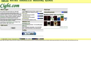 cight.com screenshot