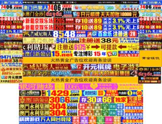 cihochina.com screenshot
