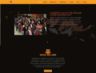 cilrmng.org screenshot