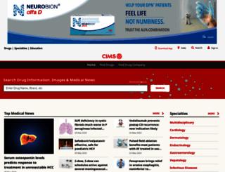 cimsasia.com screenshot