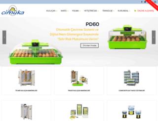 cimuka.com screenshot