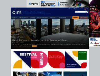 cimunity.com screenshot
