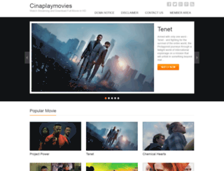 cinaplaymovies.biz screenshot