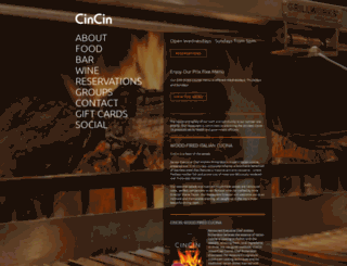 cincin.net screenshot