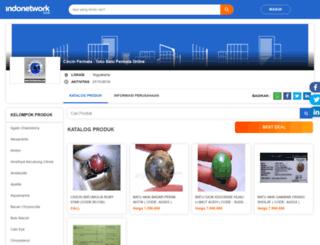 cincin_permata.indonetwork.co.id screenshot