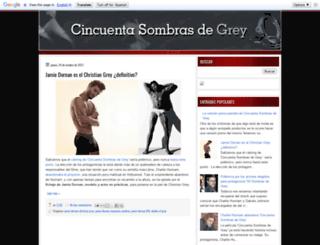 cincuentasombrasdegrey.blogspot.com.es screenshot