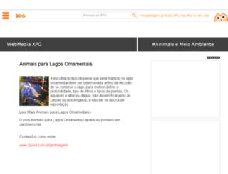 cindyberrington.xpg.uol.com.br screenshot