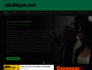 cinefagos.net screenshot