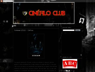 cinefiloclub.blogspot.com.ar screenshot