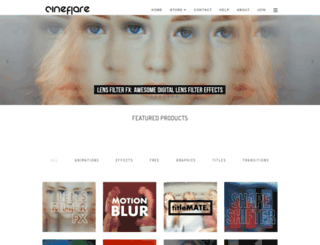 cineflare.com screenshot