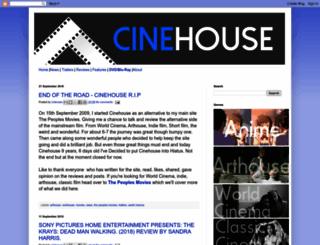 cinehouseuk.blogspot.com screenshot