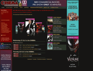 cinema-muenchen.com screenshot