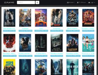 cinema.dvd-hdmovie.com screenshot