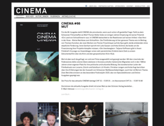 cinemabuch.ch screenshot