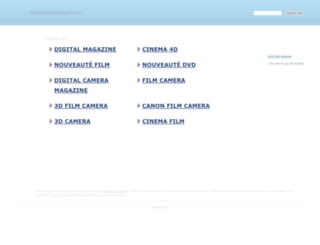 cinemagazinedigital.com screenshot
