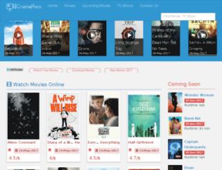 cinemarack.com screenshot