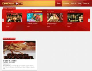 cinematv.in screenshot
