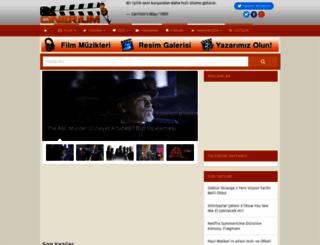 cinerium.com screenshot