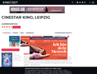 cinestar-der-filmpalast-kino-leipzig.kino-zeit.de screenshot