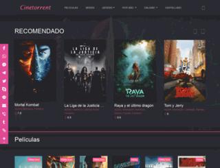cinetorrent.net screenshot
