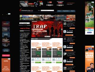 cinewavbeats.com screenshot