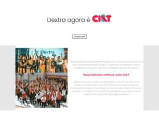 cinq.com.br screenshot