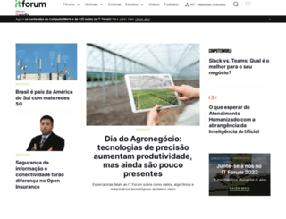 cio.com.br screenshot