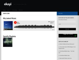 ciorcal.com screenshot