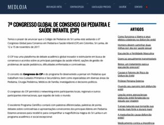 cipediatrics.org screenshot