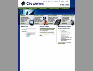 cirasolutions.com.au screenshot