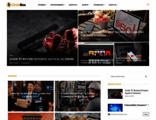 circleboxblog.com screenshot
