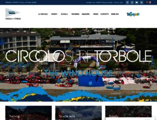 circolosurftorbole.com screenshot